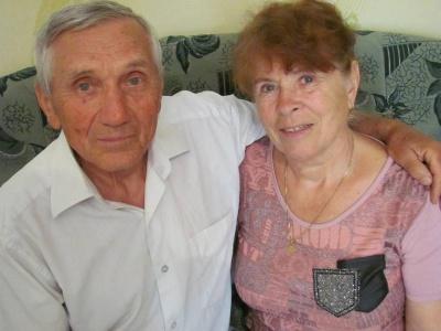 «Одне кохання – на все життя»: подружжя з Чернівців відсвяткувало золоте весілля