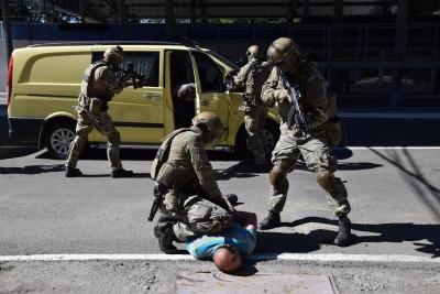 Захопили терористів у Мамализі: СБУ прозвітувала про навчання на Буковині