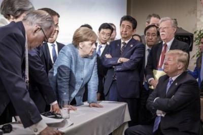 Лідери країн G7 заявили про готовність ввести нові санкції проти Росії