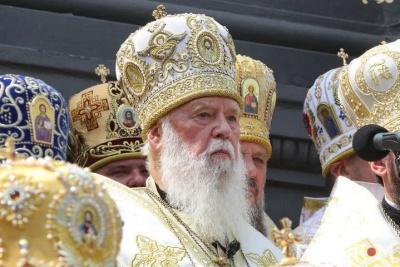 Патріарх Філарет вірить в автокефалію української церкви до річниці Хрещення