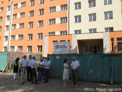 «Золотий» перинатальний центр: на добудову закладу потрібно ще 70 млн грн