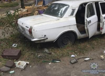 У Києві внаслідок вибуху авто постраждали четверо дітей