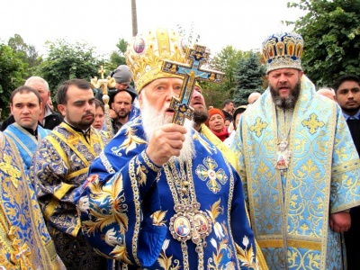 Патріарх Філарет стане Почесним доктором ЧНУ