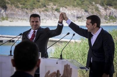 Македонія підписала історичну угоду з Грецією про зміну назви