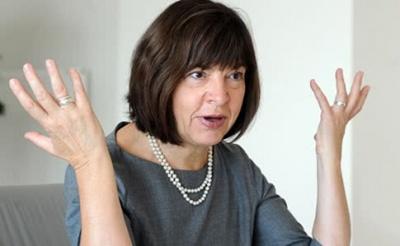 Євродепутат Хармс стала жертвою пранкера, який видавав себе за главу адміністрації Порошенка