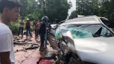 У ДТП серйозно постраждав принц Камбоджі, його дружина загинула