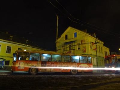 У Чернівцях нічний проїзд тролейбусами може зрости до 8 гривень