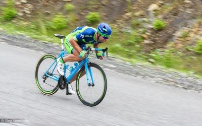 На Буковині у велогонках дебютували 7-річні спортсмени
