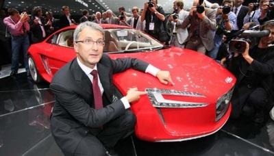 """""""Дизельгейт"""": У Німеччині затримали гендиректора концерну Audi"""