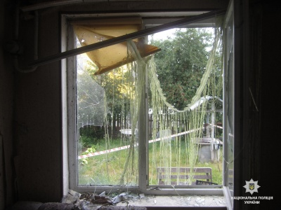 На Київщині чоловік підірвався в прямому ефірі, показуючи вибухівку в соцмережі