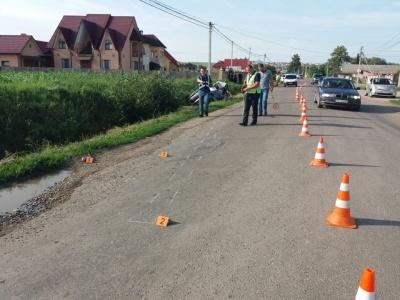 Загибель школярки в ДТП у Великому Кучурові: що відомо на цей час