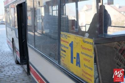 Зміна руху маршруток: у мерії Чернівців запевнили, що проблем для пасажирів не буде