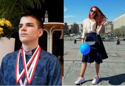 Двоє учнів з Чернівців завоювали нагороди на Олімпіаді геніїв у США