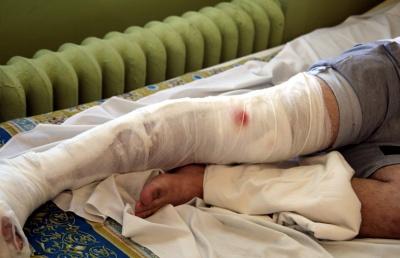 Сутичка з прикордонниками на Буковині: поранений чоловік розповів свою версію інциденту - відео