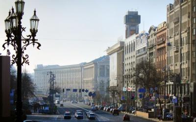 У Києві запропонували зробити в'їзд авто у центр платним