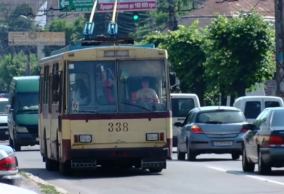 Зміни руху маршруток. Інтервал курсування тролейбусів зменшили до 7 хвилин