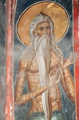 25 червня  за церковним календарем  - преподобних Онуфрія Великого і Петра Афонського