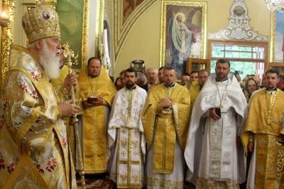Патріарха Філарета нагородили орденом «На славу Буковини»