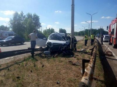 Внаслідок ДТП на Дніпропетровщині загинуло троє осіб