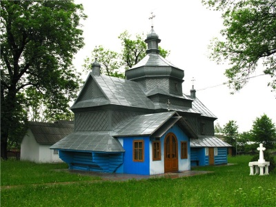 Невідома Буковина: старовинна церква, що диктує стиль архітектури храмів