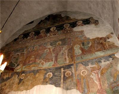 Невідома Буковина: найстаріша церква із фресками з XIII століття