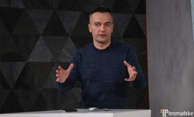 Журналіст-розслідувач Дмитро Гнап заявив, що йде у політику