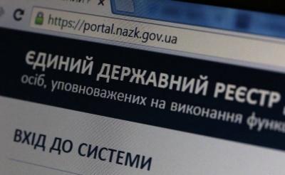У Чернівцях засудили екс-патрульного, який вчасно не подав е-декларацію