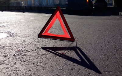 На Прикарпатті в потрійній ДТП з поліцейським авто травмувались дві буковинки