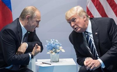 Визначили місце і дату зустрічі лідерів США та РФ
