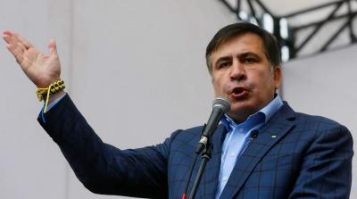 У Грузії суд засудив Саакашвілі на 6 років