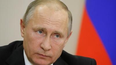 У Росії рейтинг Путіна за два місяця впав на 15 відсотків