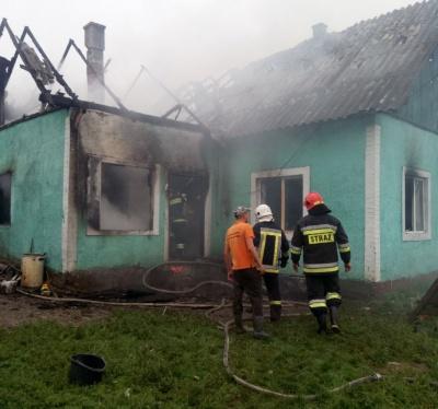 У житловому будинку на Буковині сталася пожежа