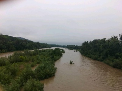 Калинівському ринку у Чернівцях загрожує підтоплення