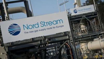 """У Німеччині заявили, що американські санкції не позначаться на газогоні """"Північний потік-2"""""""