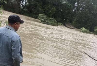 Загроза повені на Буковині. Річка Сірет піднялась до критичного рівня - відео