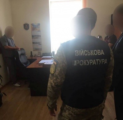 Хабар у Чернівцях: офіцеру служби спецзв'язку оголосили про підозру