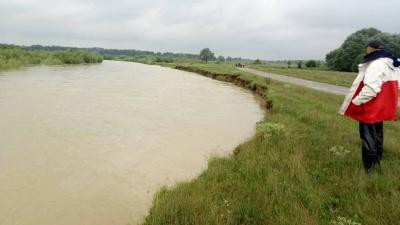 Стихія на Буковині. Рівень води у річках спадає, - БУВР