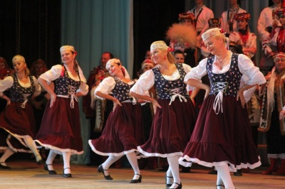 У Чернівцях завершився фольклорний фестиваль «Буковинські зустрічі»