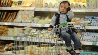 Держстат оцінив витрати українців на їжу