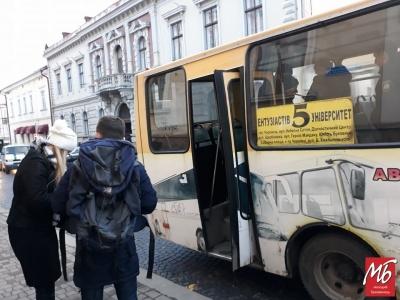 Зміна руху маршруток. У міськраді розглянуть петицію про повернення всіх автобусів до старої схеми роботи