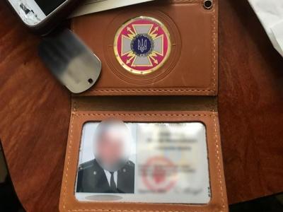У Чернівцях на хабарі «погорів» підполковник служби спецзв'язку - фото