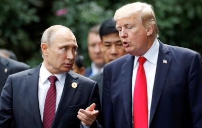 Комітет Сенату США підтвердив дані про втручання Росії у вибори на боці Трампа