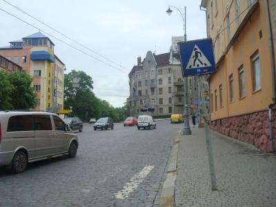 У Чернівцях на Гагаріна на 2 місяці перекриють рух транспорту через капремонт дороги
