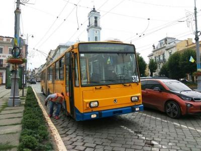 Чернівецька міськрада виділила 24 млн грн на закупівлю тролейбусів