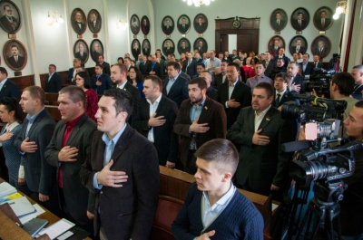 Чернівецька міськрада провалила виділення землі бійцям АТО: хто з депутатів проти