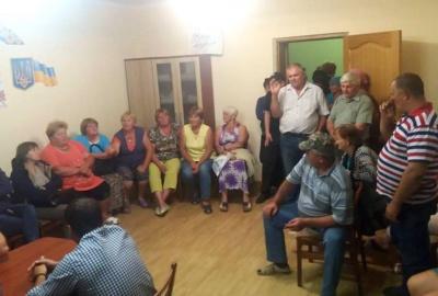 Блокування сільради в Ломачинцях: поліція відкрила кримінальне провадження