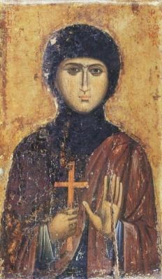 8 липня за церковним календарем - преподобномучениці Февронії