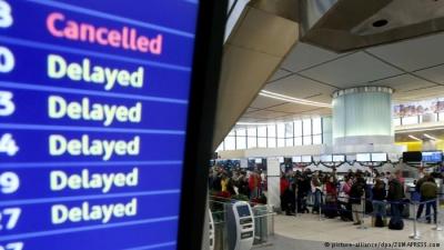 Пасажирам можуть збільшити компенсації за затримки рейсів