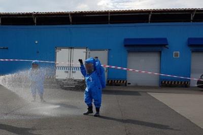 У Варшаві 14 осіб отруїлися через витік токсичних речовин
