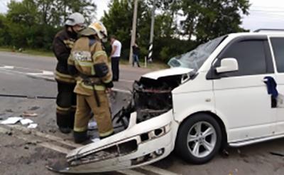 У Росії в ДТП загинули двоє українців. Четверо постраждали